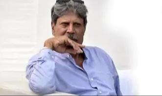 विख्यात क्रिकेटर पूर्व कप्तान कपिलदेव अस्पताल में भर्ती