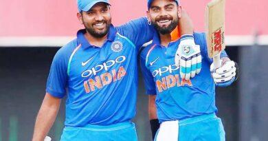आस्ट्रेलिया के साथ पहले मुकाबले से चंद घण्टे पहले रोहित को लेकर कप्तान की नाराजगी आई सामने