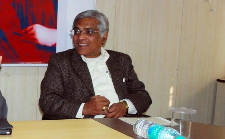 माखनलाल पत्रिकारिता विश्विद्यालय के पूर्व कुलसचिव दीपक शर्मा का कोरोना से निधन